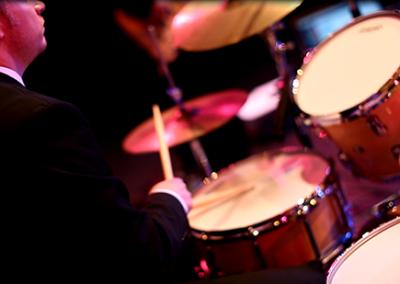 Graham_Hobson Entertainment - Park Avenue drums